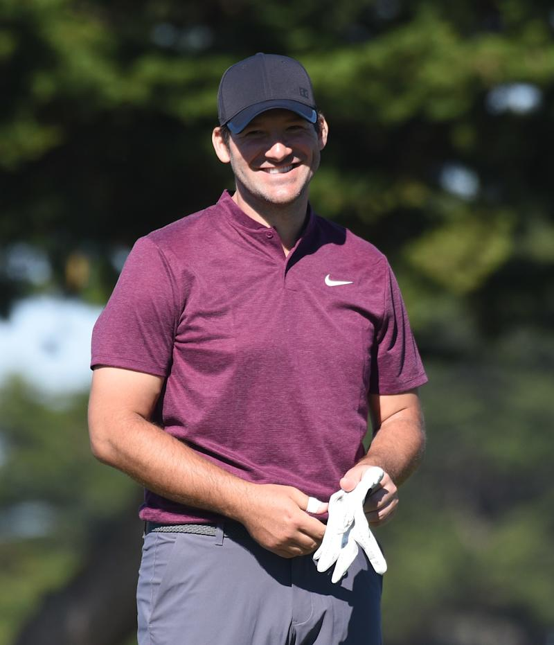 Tony Romo's PGA Tour debut offers up a great list of prop bets you should definitely bet on