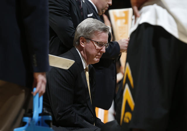 Iowa coach Fran McCaffery learns son has cancer two days after surgery to remove tumor