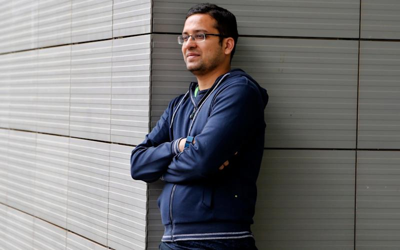 Flipkart Group's chief executive has stepped down after an investigation into an allegation of misconduct  - AP