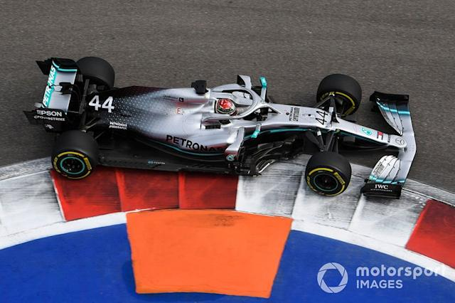 "Mercedes AMG F1 W10 (2019) <span class=""copyright"">Mark Sutton / Motorsport Images</span>"