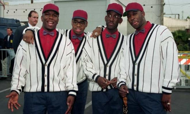 If Boyz II Men had their say, it'd be the end of the road for the NRA.