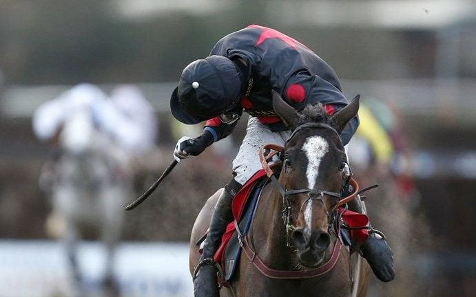 Derek Fox is hoping to be passed fit to ride - SKY SPORTS