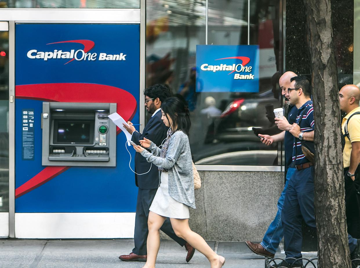 Privacy commissioner opens investigation into Capital One data breach
