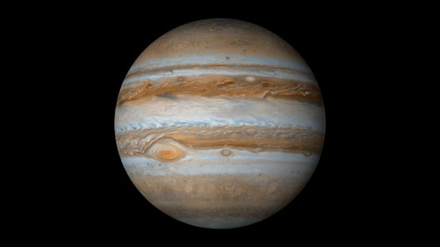 Jupiter is the largest planet in the solar system (Getty)