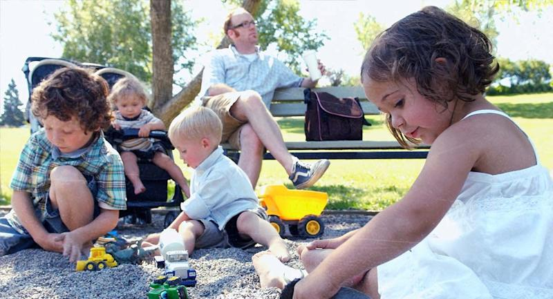 Please Stop Telling Me Your Child Is >> Please Stop Dumping Your Kids On Me At The Park