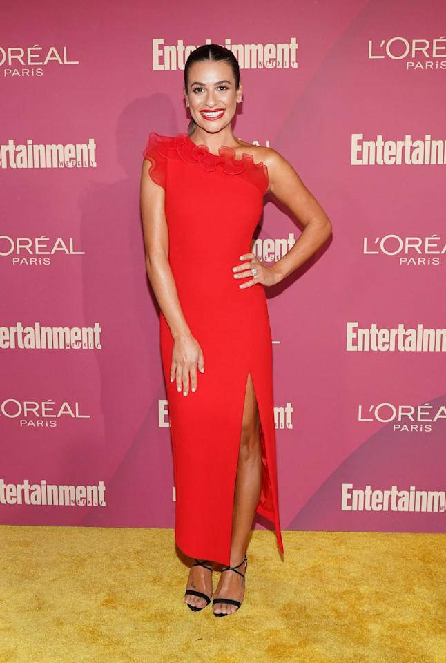At the <em>Entertainment Weekly</em> and L'Oréal Paris Pre-Emmys Party
