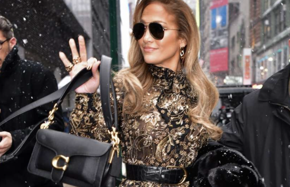 Jennifer Lopez's favorite handbag and more are on sale at Coach right now. (Photo: Coach)