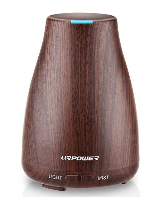 """This diffuser delivers up to six hours of vapor, has seven light settings and auto shut-off. It has a 4.4-star rating and more than 56,000 reviews. <a href=""""https://amzn.to/35k2LUn"""" target=""""_blank"""" rel=""""noopener noreferrer"""">Find it for $18 on Amazon</a>."""