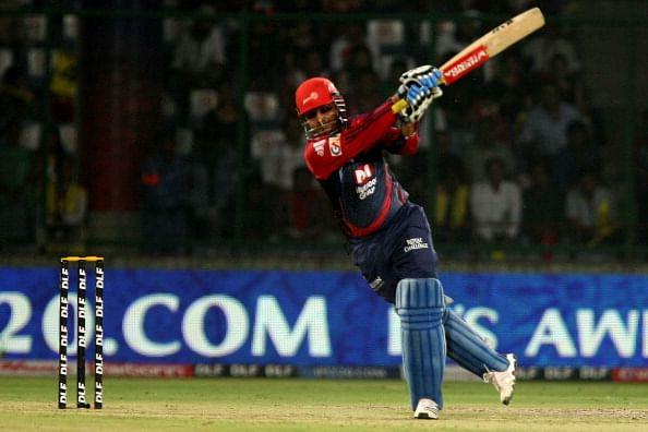IPL Twenty20 match between Delhi Daredevils and Kings XI Punjab