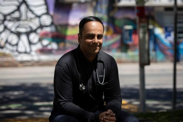 Dr. Naheed Dosani, a health justice advocate and palliative care physician, says: 'Given the ways that the COVID-19 pandemic has impacted low-income and racialized people in our communities — I'm not surprised at all.'