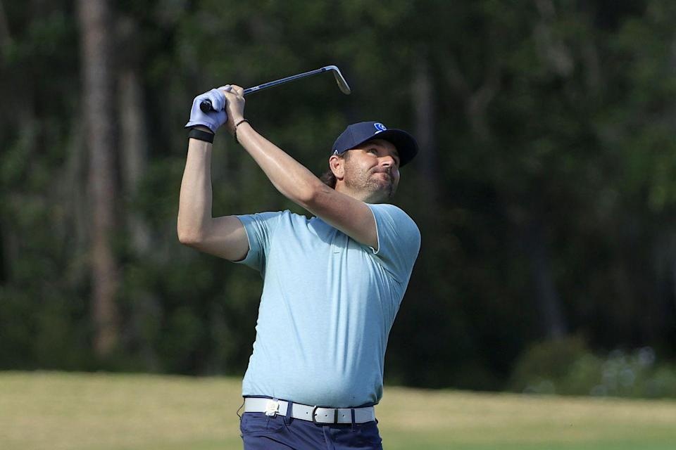 """<p>Even though we're excited to see pros like our man <a href=""""https://www.esquire.com/sports/a36820863/rory-mcilroy-mental-health-interview/"""" rel=""""nofollow noopener"""" target=""""_blank"""" data-ylk=""""slk:Rory McIlroy"""" class=""""link rapid-noclick-resp"""">Rory McIlroy</a> take to the links, we've been watching the best golfers in the world compete all summer in the PGA Tour—so the Olympics don't feel quite as special.</p>"""