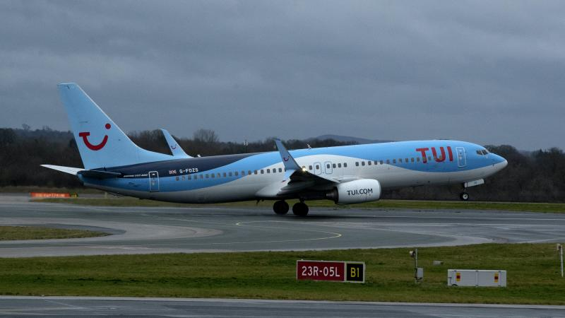 Tui strikes compensation deal with Boeing after grounding of 737 Max planes