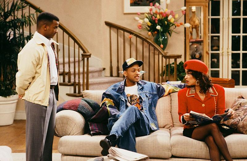 Will Smith to reboot 'Fresh Prince of Bel-Air' as drama series