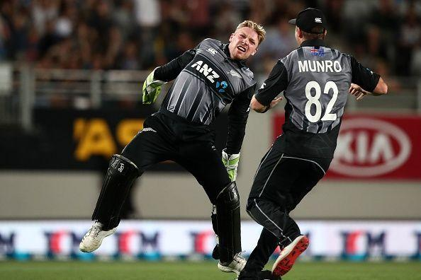 Tim Seifert and Colin Munro can form a powerful opening combination