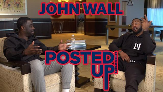 Washington Wizards guard John Wall joins Posted Up with Chris Haynes to discuss his difficult year on and off the court. (Yahoo Sports)