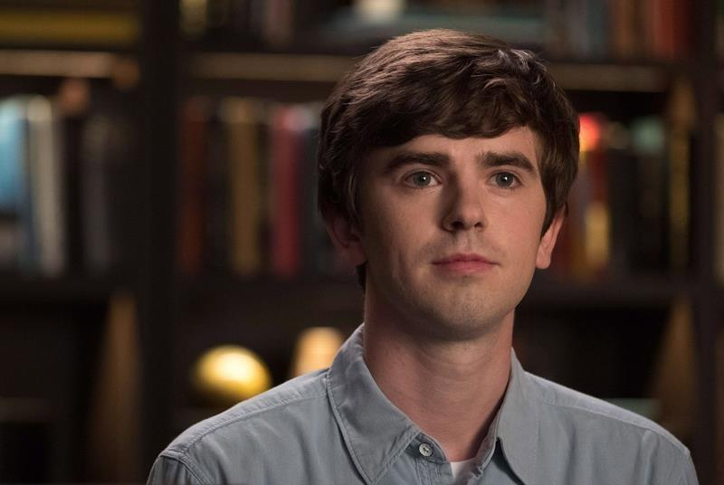 Freddie Highmore and cast say 'The Good Doctor' a hopeful remedy for dark times