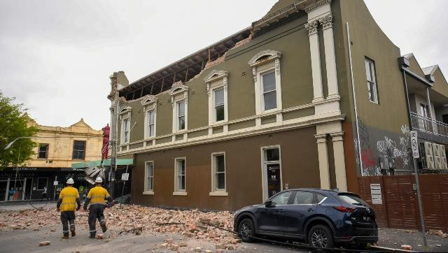 Earthquakes are quite rare in Australia's populated southeast. Notably, this earthquake was the biggest one to strike Australia since a magnitude 6.6 earthquake struck closer to the northwest coastal town of Broome in 2019. AP
