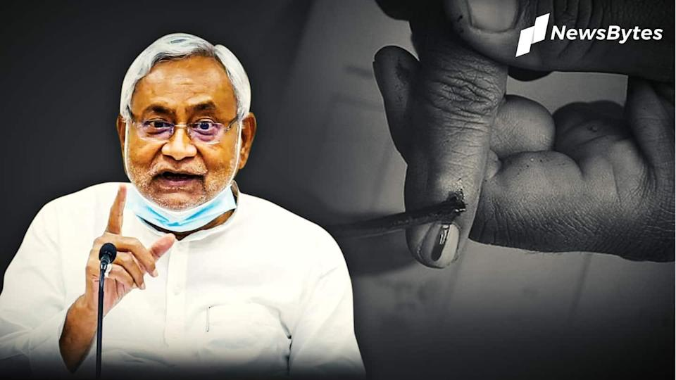 Bihar: Decision about CM left to NDA, says Nitish Kumar