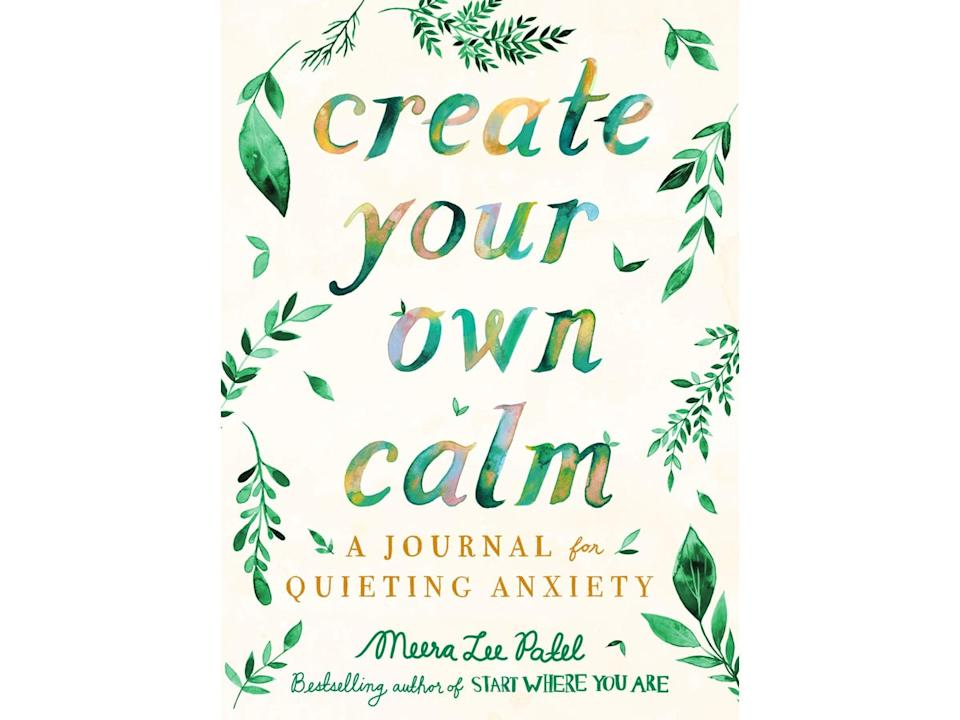 Best anxiety journals Create Your Own Calm