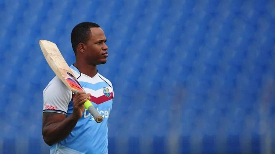 Former WI all-rounder Marlon Samuels charged under ICC Anti-Corruption Code