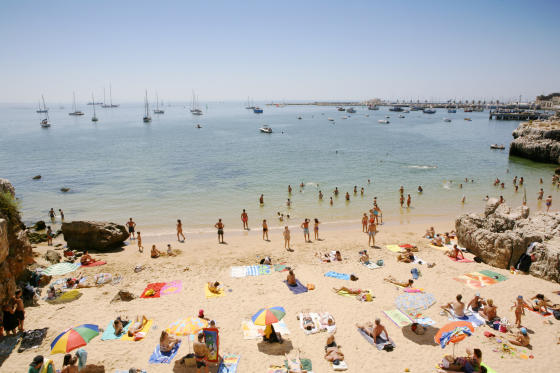 """Cascais, Portugal, also known as the """"Portugese Riviera"""""""