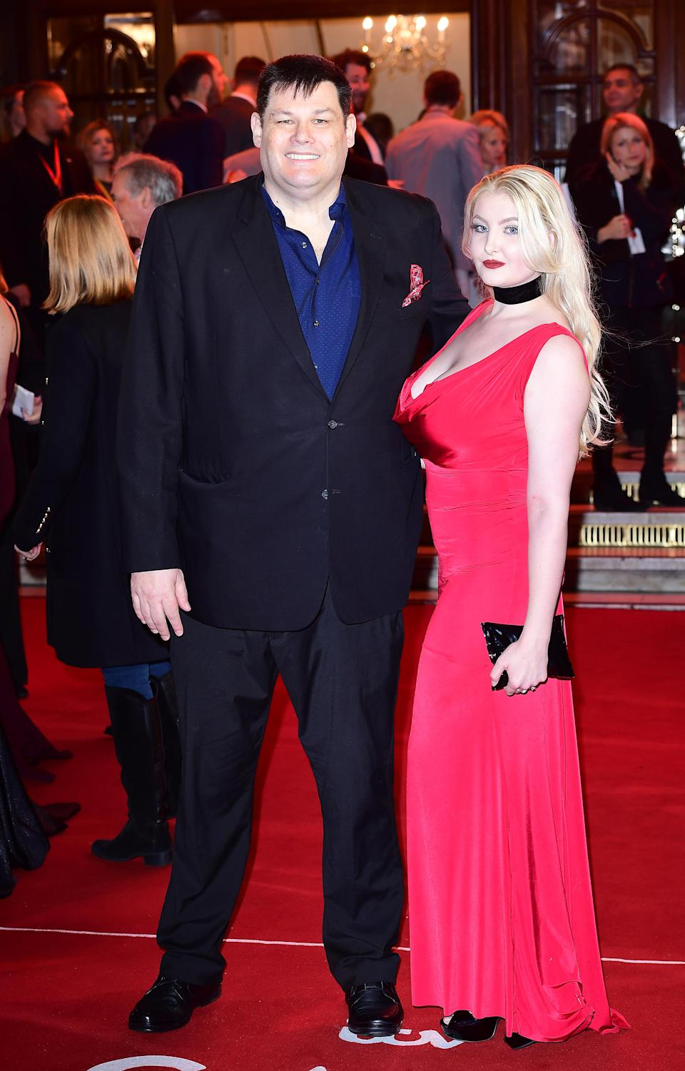 The Chase star Mark Labbett's wife – who is also his second cousin – has reportedly found love with another man. Photo: Getty Images