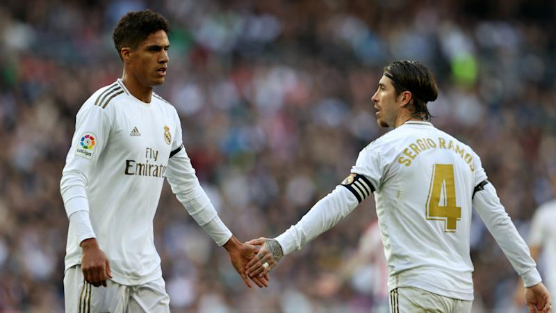 Varane on succeeding Ramos as Real Madrid captain: I am a leader in my own way