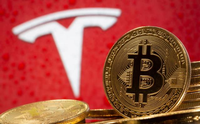 Image result for After Tesla's investment Bitcoin flight continues a 1 coin worth 38 lakh rupees