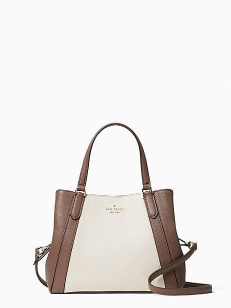 <p><span>Jackson Medium Triple Compartment Satchel</span> ($129, originally $379)</p>