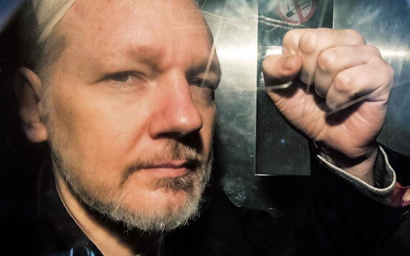 Both America and Sweden want Julian Assange extradited to their countries from Britain - AFP