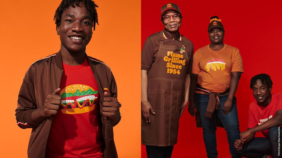 Burger King Is Rolling Out A Whole New Logo And It's A Total Throwback