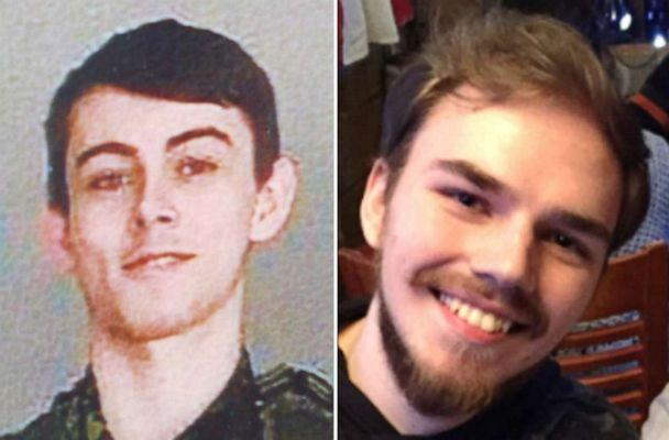 PHOTO: Bryer Schmegelsky, 18, and Kam McLeod, 19, both of Port Alberni, British Columbia, are pictured in these undated handout photos. (Royal Canadian Mounted Police)