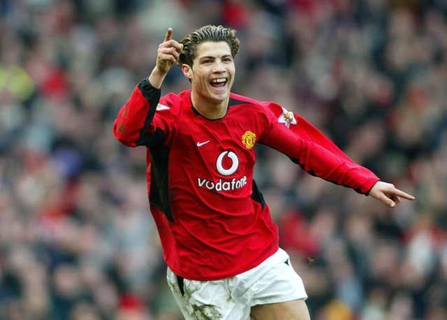 Cristiano Ronaldo was not as prolific during his teenage years as he would become later in his career.