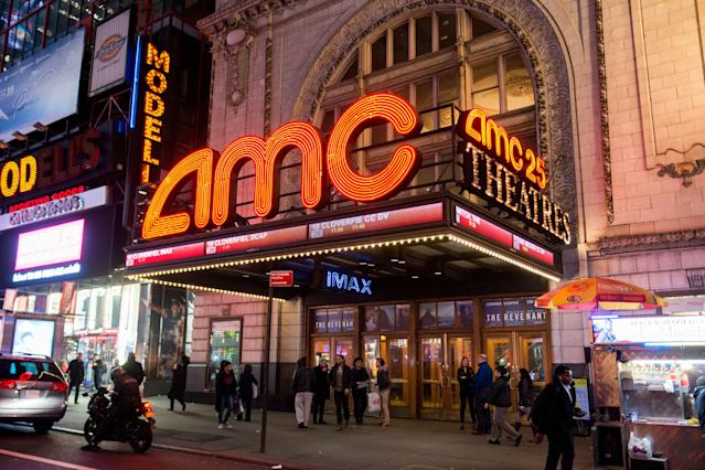 AMC is benefiting from the robust box office in 2018, and its frenemy— MoviePass. (Credit/Southern Living)