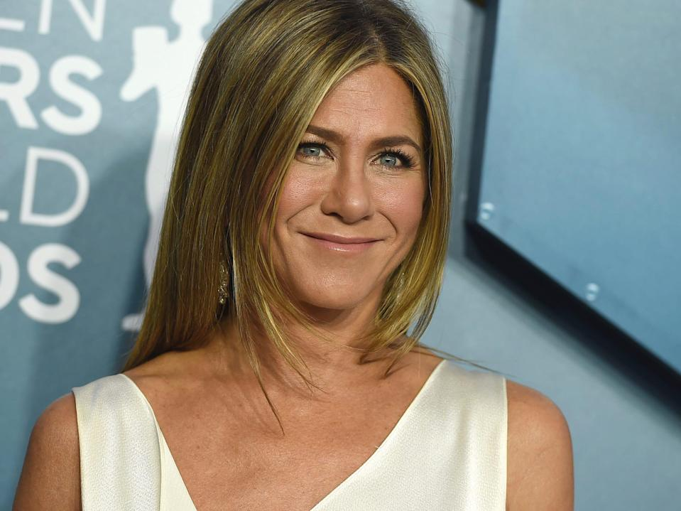 jennifer aniston january 2020