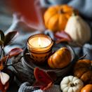 """<p>How do we love thee, pumpkin spice? Let us count the ways. Consider this guide to the 20 best pumpkin candles to be our declaration of unceasing admiration. </p><p>No longer just reserved for lattes, pumpkin spice is a flavor that is just so warm, cozy, and satisfying however you encounter it, like <a href=""""https://www.bestproducts.com/home/g19609679/weighted-blankets-for-adults/"""" rel=""""nofollow noopener"""" target=""""_blank"""" data-ylk=""""slk:a weighted blanket"""" class=""""link rapid-noclick-resp"""">a weighted blanket</a> for the soul. These candles' scents range from the classic allspice, cinnamon, clove, and nutmeg medley, to pumpkins baked in pies, simmering over the stove with butter, pressed into waffles, roasted with chestnuts — you name it.</p><p>If you're not a pumpkin-spice lover, <a href=""""https://www.bestproducts.com/home/decor/g1281/best-scented-candles/"""" rel=""""nofollow noopener"""" target=""""_blank"""" data-ylk=""""slk:we have plenty more options for you, too"""" class=""""link rapid-noclick-resp"""">we have plenty more options for you, too</a>! These are our favorite pumpkin candles that make fall the 365-day celebration that it should be.</p>"""