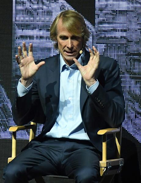 Hollywood director Michael Bay has often said that the next movie in the Transformers franchise would be his last but admitted that he kept 'getting drawn back in'