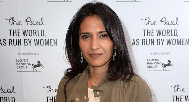 Tazeen Ahmad has died at the age of 48. (Doug Peters / EMPICS Entertainment)
