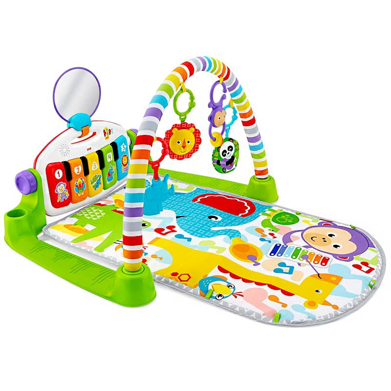 9 Best Tummy-Time Activity Gyms