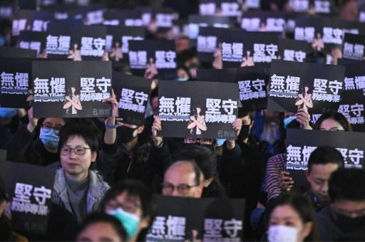 Out of the 6,500 people arrested since Hong Kong's protests started in June, about one third are students and around 80 are teachers