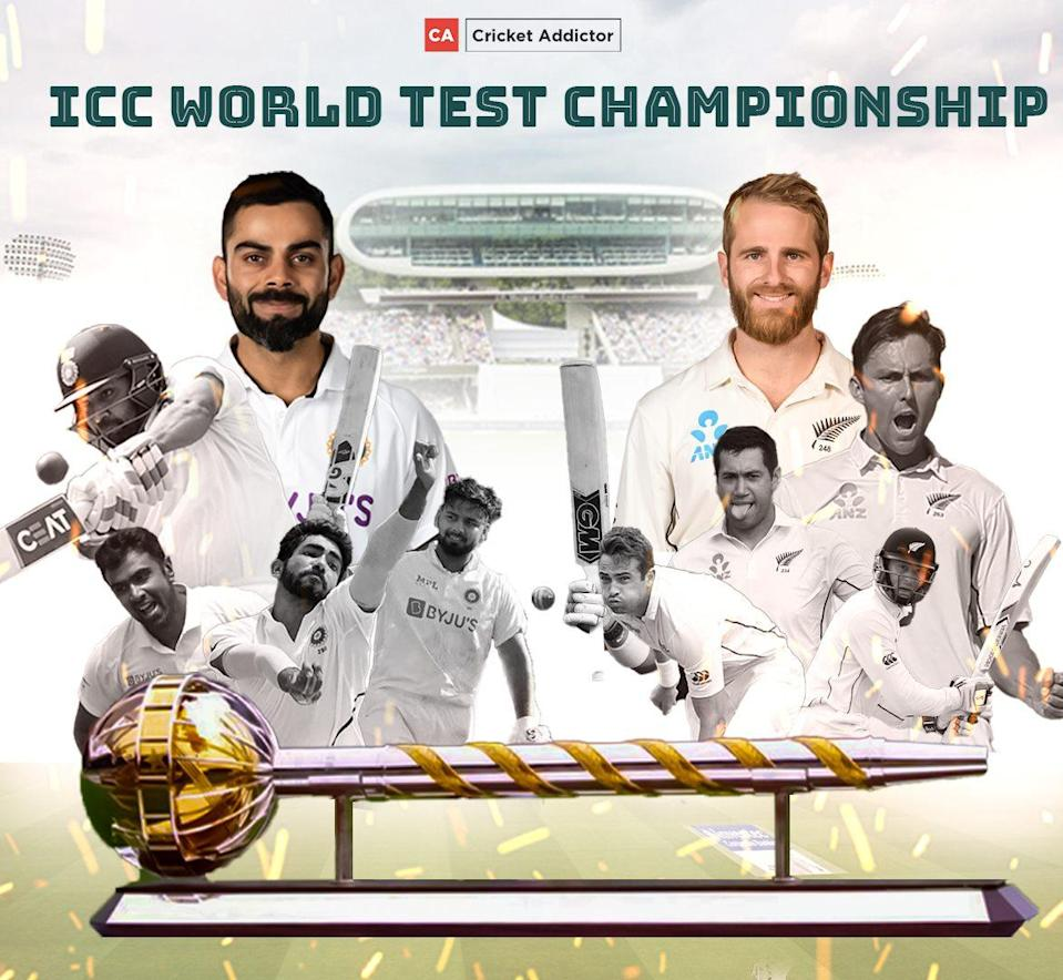 India's Probable Squad For The ICC World Test Championship (WTC) Final