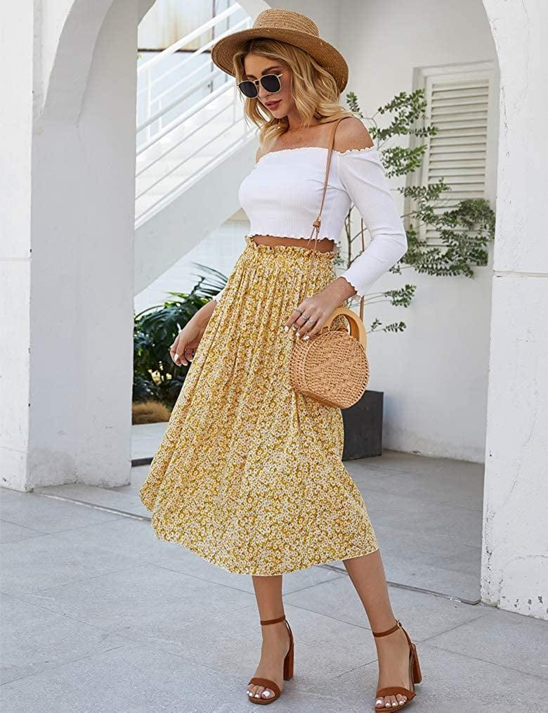 <p>Dress up this <span>Naggoo Casual Skirt</span> ($25) with your favorite pair of heels.</p>
