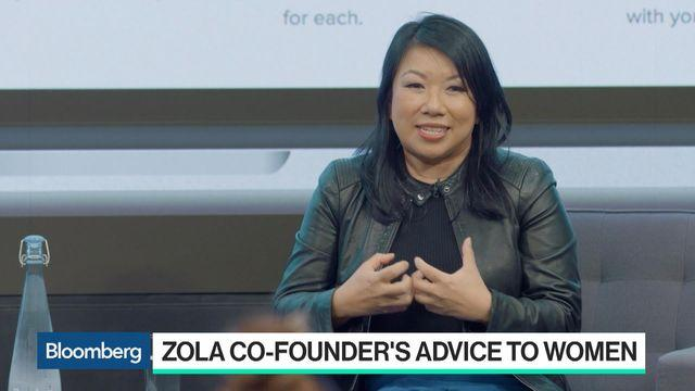 "Sep.19 -- Shan-Lyn Ma, co-founder of Zola Inc., explains how the company is tackling the $100 billion U.S. wedding industry. She speaks with Bloomberg's Scarlet Fu on ""Bloomberg Technology."""