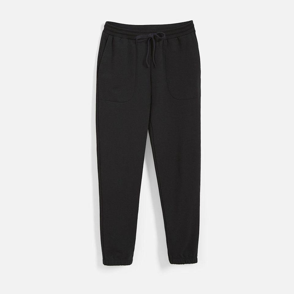 """<p><strong>Brooklinen</strong></p><p>brooklinen.com</p><p><strong>$76.50</strong></p><p><a href=""""https://go.redirectingat.com?id=74968X1596630&url=https%3A%2F%2Fwww.brooklinen.com%2Fproducts%2Fbedstuy-pant&sref=https%3A%2F%2Fwww.goodhousekeeping.com%2Flife%2Fmoney%2Fg34359818%2Fbrooklinen-amazon-prime-day-sale-2020%2F"""" rel=""""nofollow noopener"""" target=""""_blank"""" data-ylk=""""slk:Shop Now"""" class=""""link rapid-noclick-resp"""">Shop Now</a></p><p>Can a person ever have too many sweatpants? We think not. Made with a cozy fleece, Brooklinen's Bed-Stuy style is like a wearable version of the brand's viral sheets. <br></p>"""