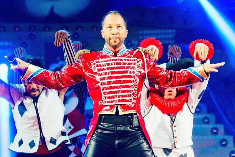 Konzert in Berlin: So war's bei DJ Bobo in der Mercedes-Benz-Arena