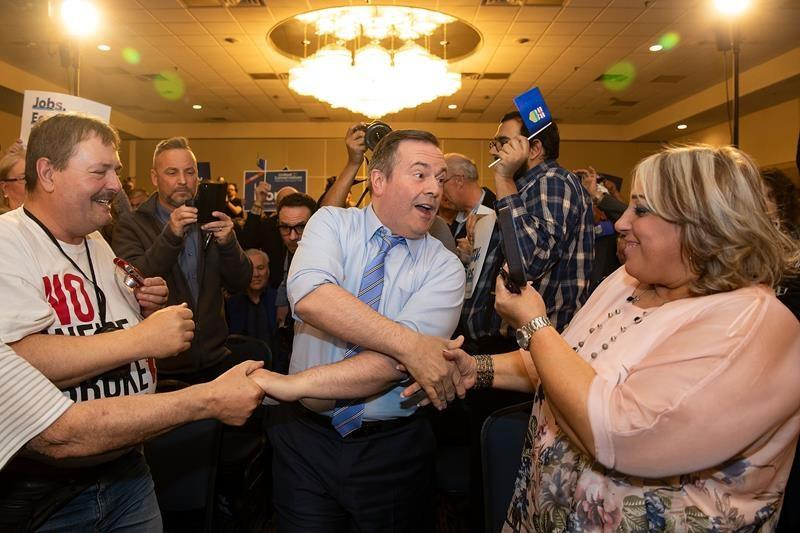 Alberta election promised titanic clash, delivered name calling, bozo eruptions