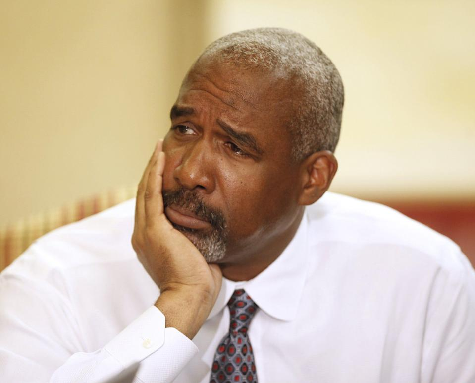 Gene Smith received a contract extension that will keep him as athletics director at Ohio State through June 2026.