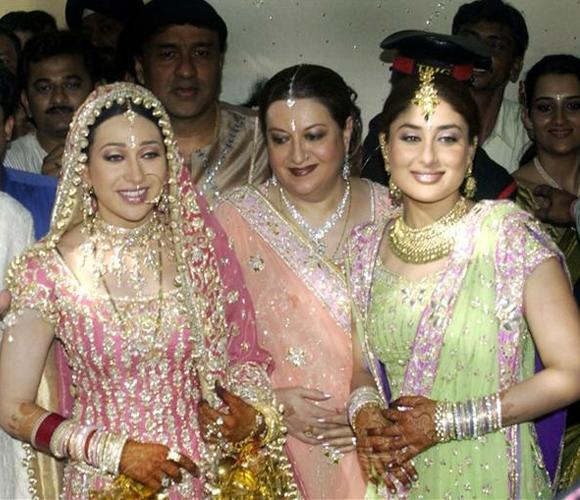 <p>3. Karisma & Kareena Kapoor</p><p>Babita can easily be termed as one of the most influential mother in  Bollywood. Babita boldly decided to end her marriage with Randhir, a  decision no weak-hearted woman could make especially in those years.  Post that she focused all her attention on raising her two daughters,  Karisma and Kareena. She is known to have a huge influence over the  career paths of her two mega star daughters & does everything a  notorious Bollywood mother is known to do – accompanying them on film  shoots and dance shows, deciding what films they should do, approving  their costumes, lobbying to get meaty roles for her daughters etc.  Although these tactics gave her a bad name in Bollywood, she certainly  had and has only the best interests of her daughters in mind. In fact if  both her daughters are famous actresses today is because Babita fought  for them to enter the film industry, something Randhir was totally  against.</p>
