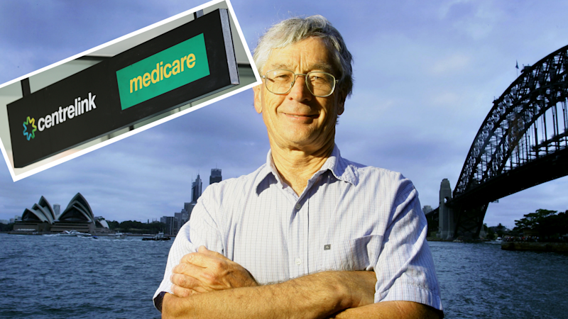 Dick Smith has thrown his weight behind the campaign to increase Newstart. Images: Getty
