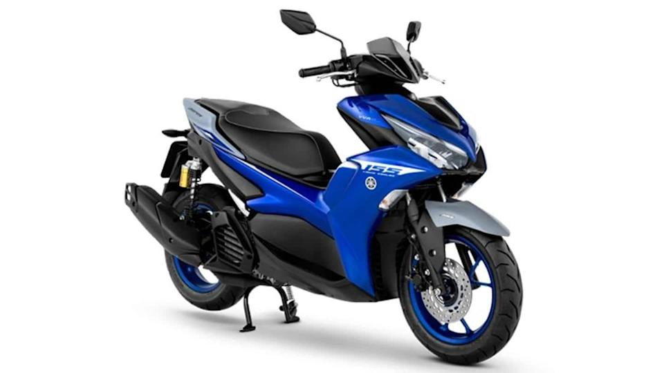 2021 Yamaha NVX, with a 155cc engine, goes official